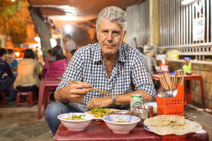 Eating Vietnam with Anthony Bourdain   Vietnam Tourism
