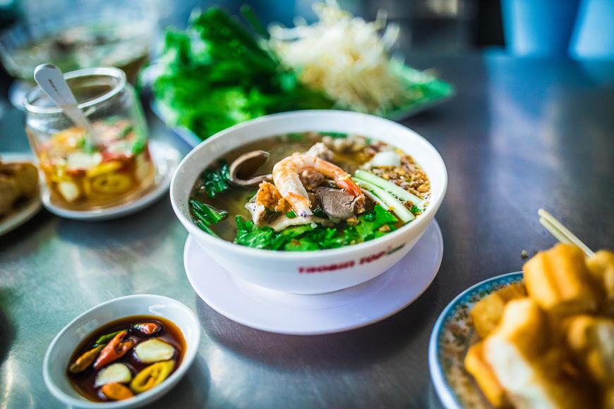 vietnamese noodle dishes