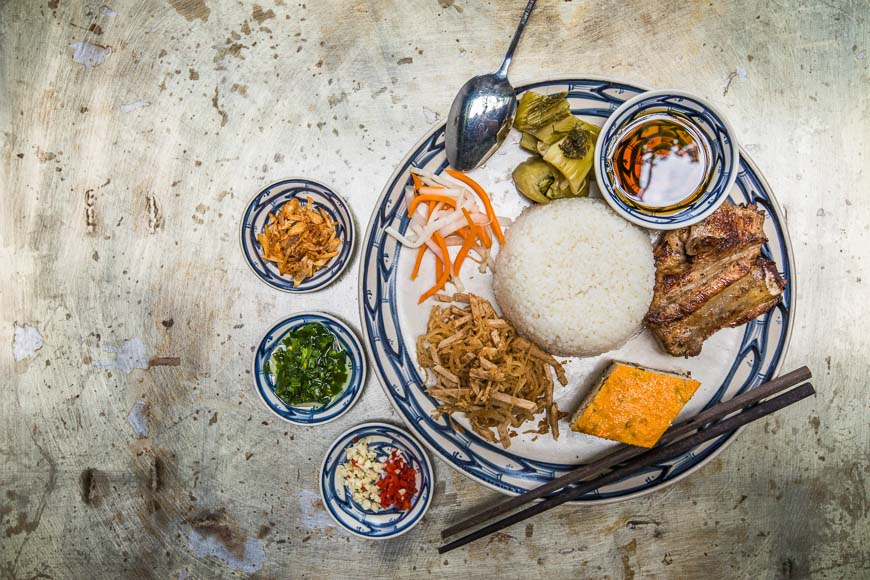 eat like a local HCMC