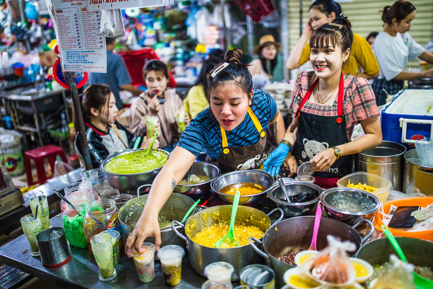 best streetfood in vietnam