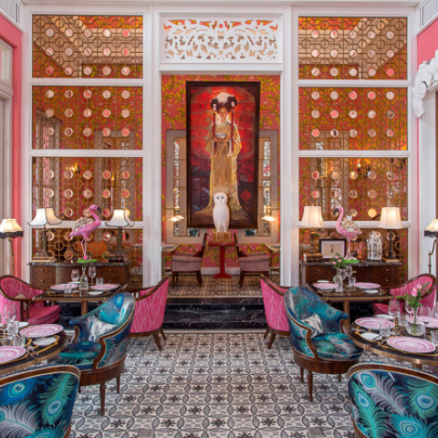 Pink Pearl Restaurant launch