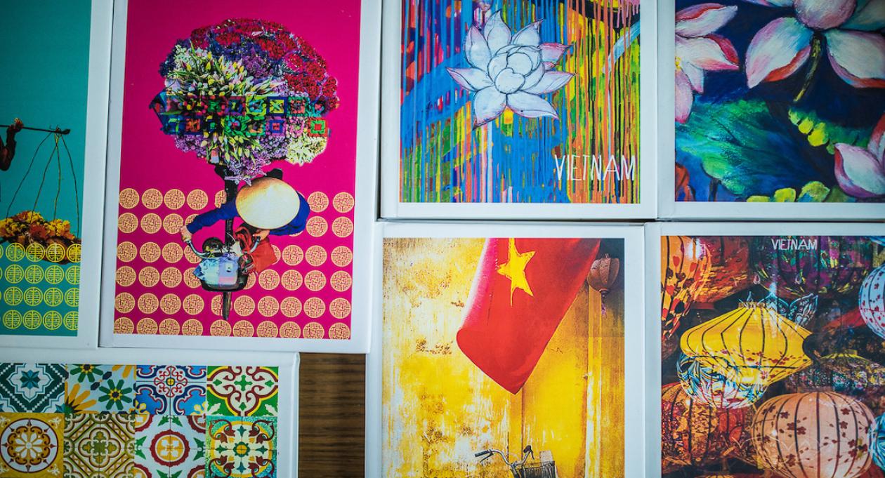 12 Traditional Vietnamese Souvenirs Vietnam Tourism
