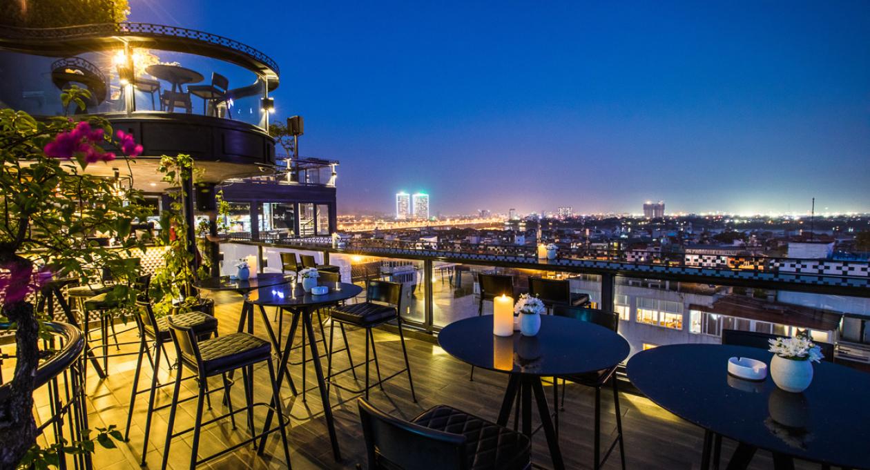 7 Stunning Rooftop Bars In Vietnam Vietnam Tourism