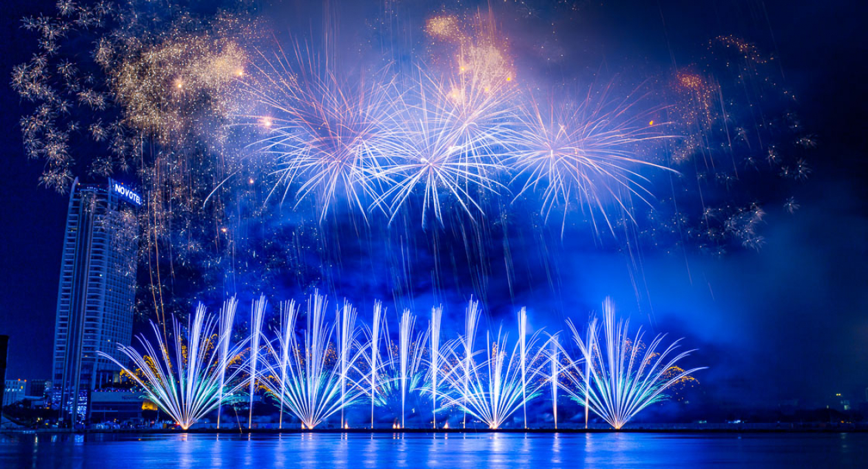 Your guide to the Danang Fireworks Festival 2019 | Vietnam Tourism
