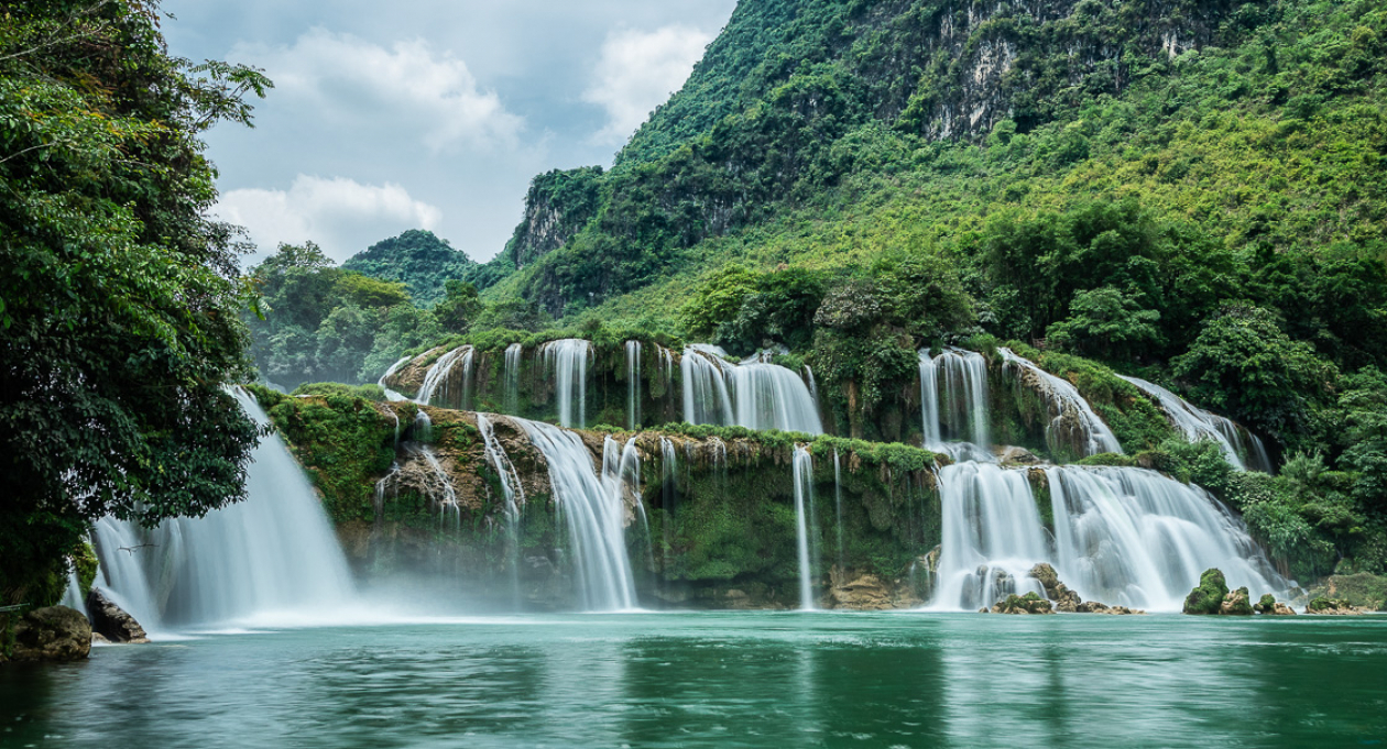 Vietnam Waterfalls
